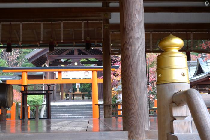 大和の国の神社  龍田神社  8
