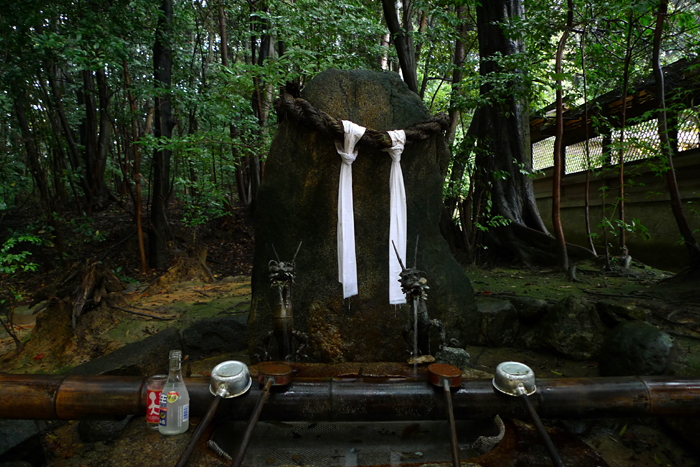 大和の国の神社  龍田神社  13