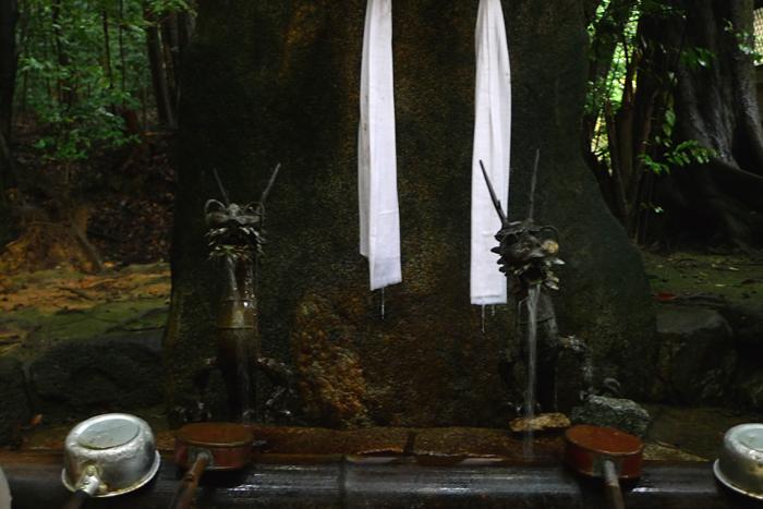 大和の国の神社  龍田神社  14
