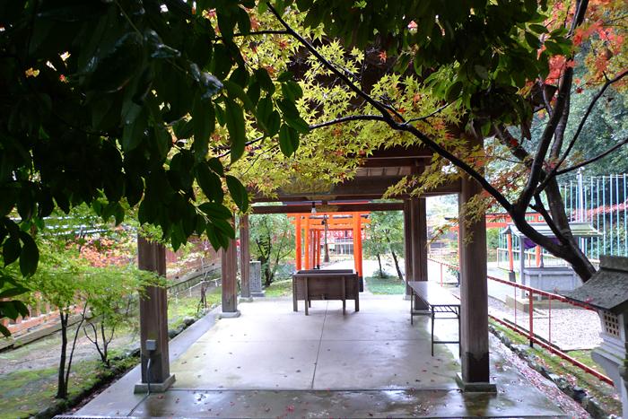 大和の国の神社  龍田神社  15
