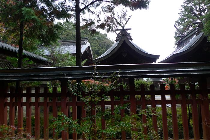 大和の国の神社  龍田神社  17