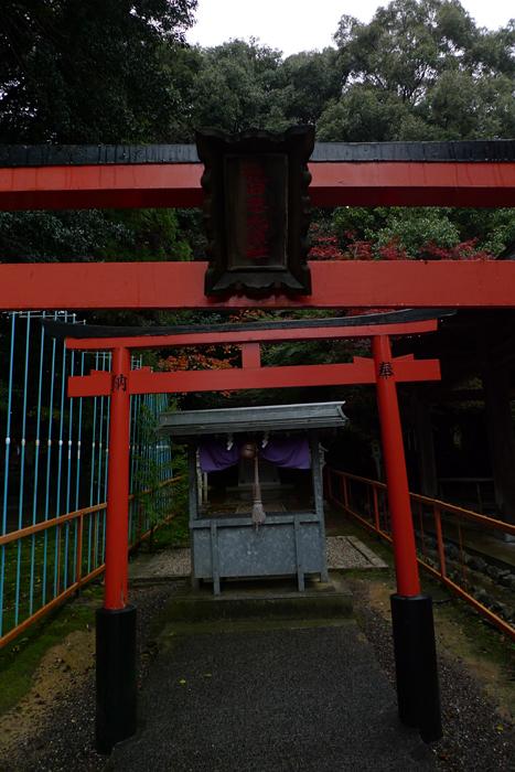 大和の国の神社  龍田神社  18
