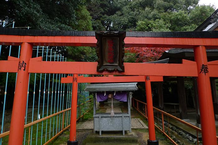 大和の国の神社  龍田神社  19