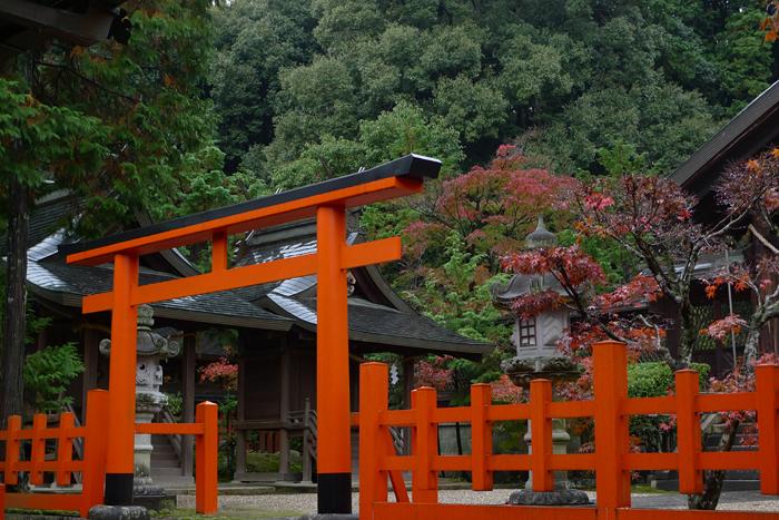 大和の国の神社  龍田神社  20