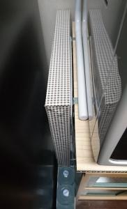 冷蔵庫横の隙間H290302