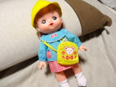 メルちゃん幼稚園の衣装