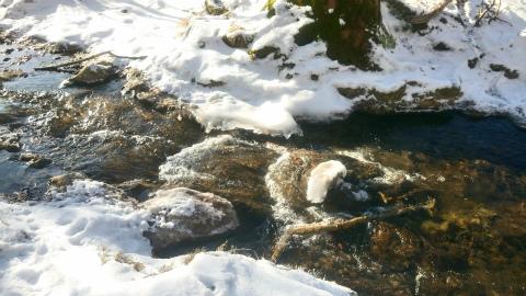 Bad Urach滝凍る6