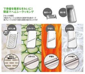 ニトリ・野菜調理器セット 小(ショウ)①