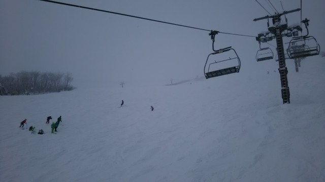 12月10日 そこそこな積雪