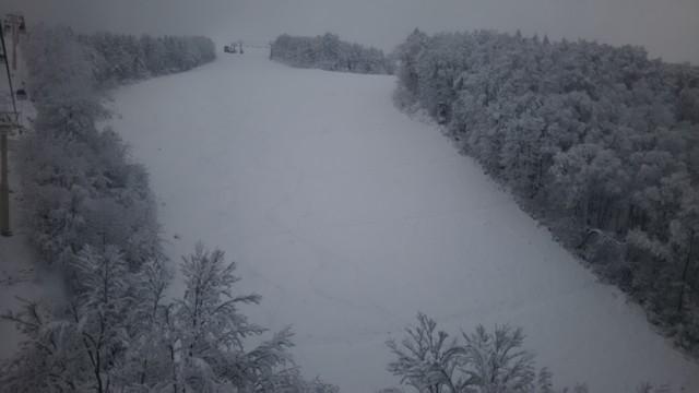 12月10日 下まで滑れるくらい