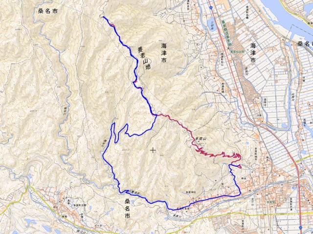 12月17日 多度山ログ