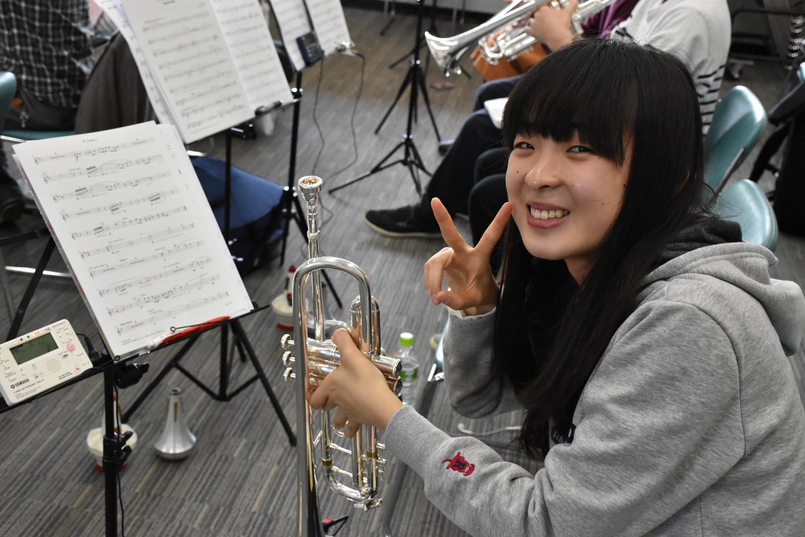 横浜市の一般吹奏楽 トランペット募集中!