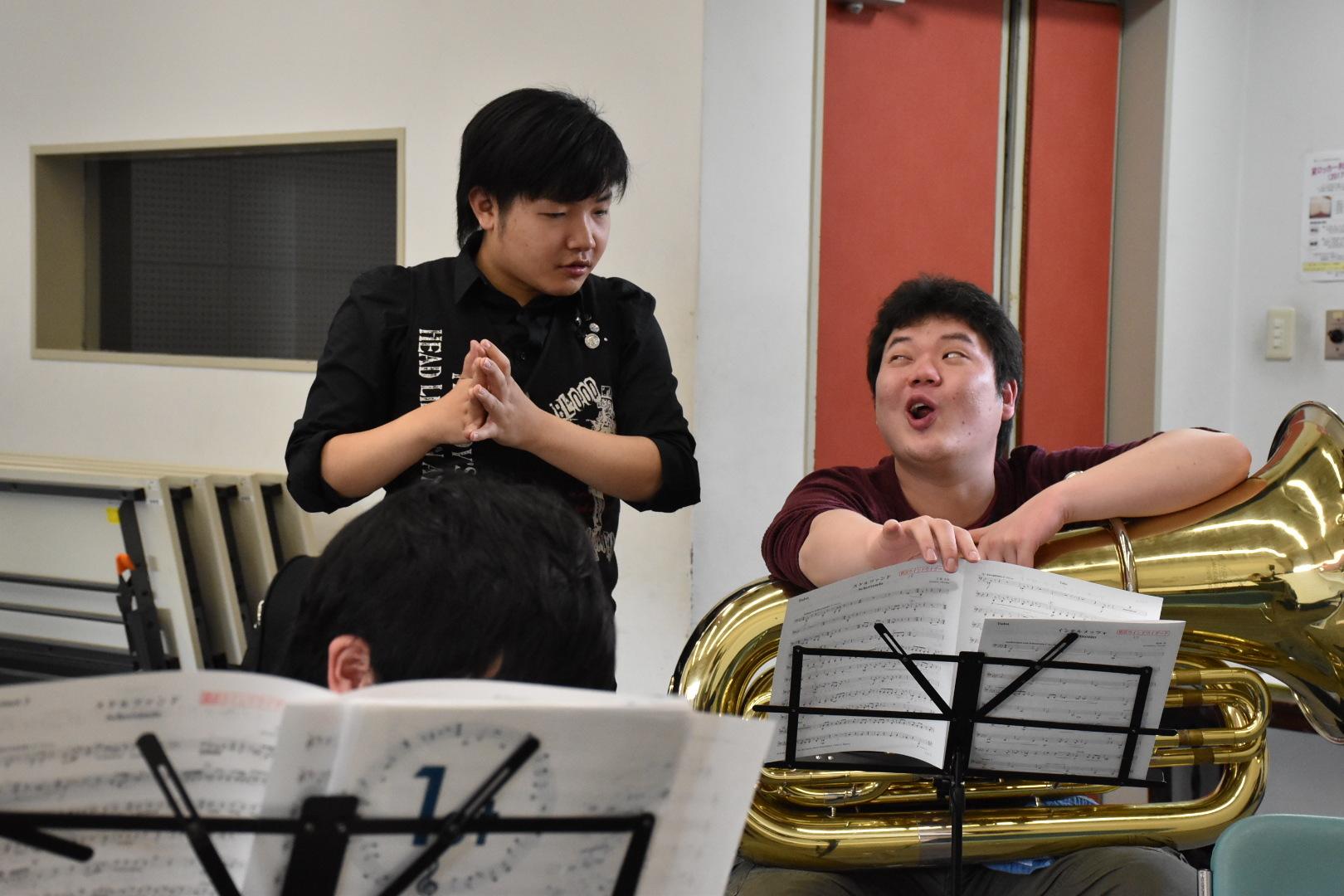 横浜市の一般吹奏楽 ユーフォニアム募集中!