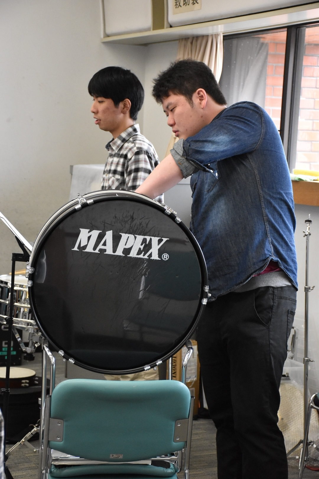 横浜市の一般吹奏楽 打楽器募集中!
