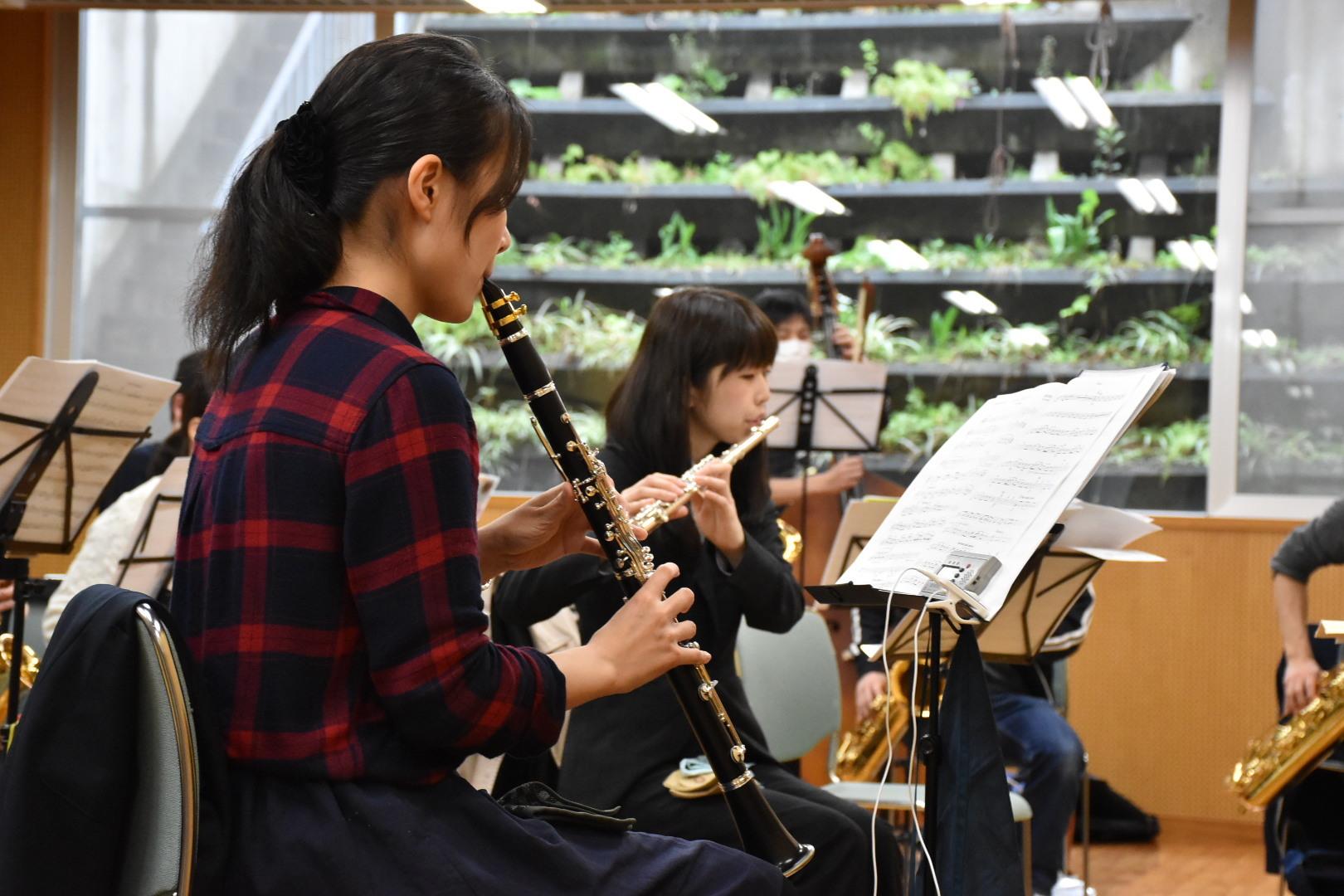 横浜市の一般吹奏楽 イングリッシュホルン募集中!