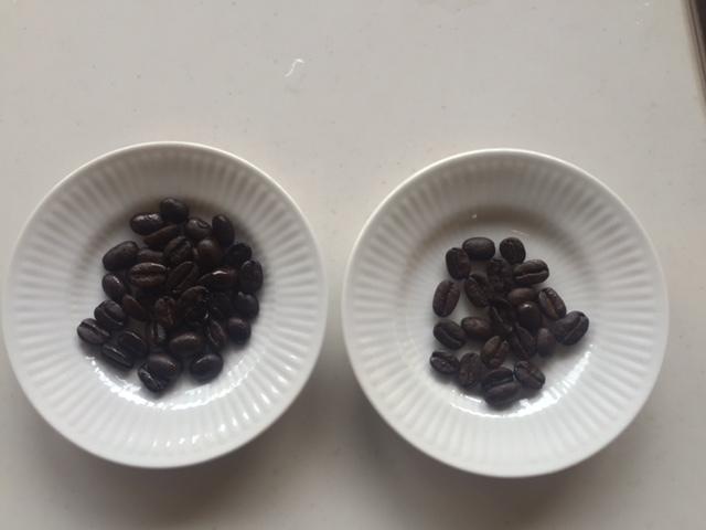 平成29年03月01日コーヒー豆