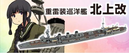 重雷装巡洋艦北上改