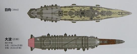 大淀空母計画