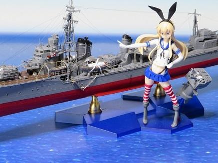 駆逐艦島風MAX