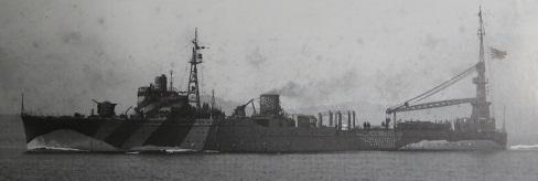 秋津洲左舷