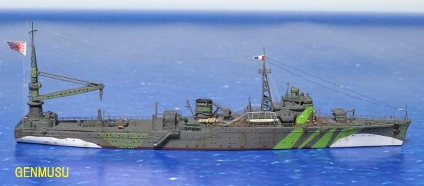 秋津洲右舷