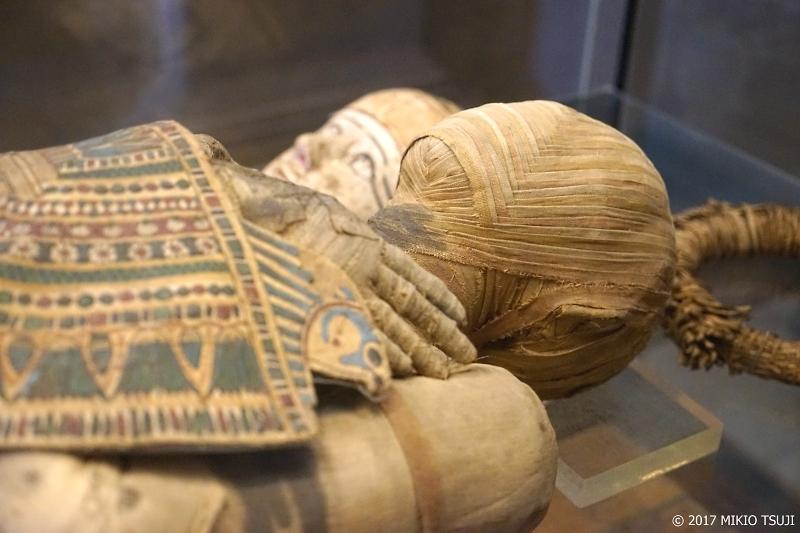 絶景探しの旅 - 0154 古代エジプトのミイラ (パリ・ルーブル美術館)