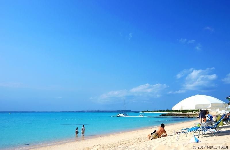 絶景探しの旅 - 0175 東洋一美しいビーチ 与那覇前浜ビーチ (沖縄県 宮古島市)