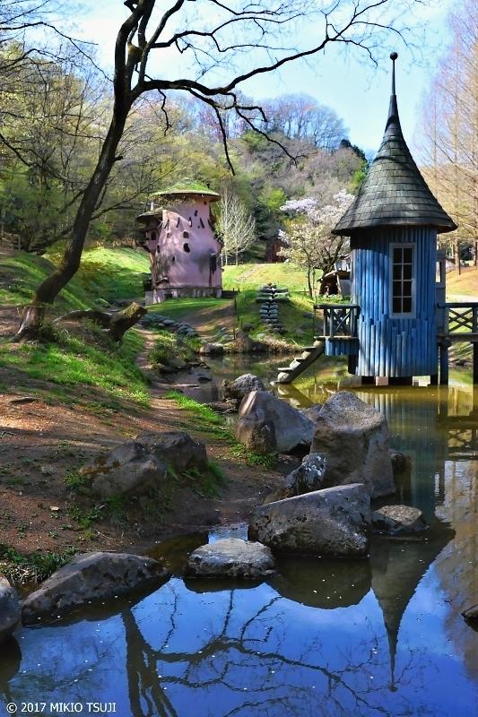 絶景探しの旅 - 0193 冬眠から目覚めるムーミン谷 (あけぼの子どもの森公園/埼玉県 飯能市)