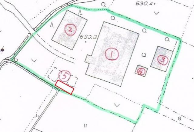古民家の敷地17