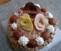義父へのバースデーケーキ