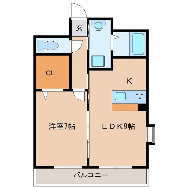 (仮)D-room別府町