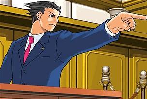 【悲報】『逆転裁判』キャラクター総選挙で「ナルホドくん」ベスト5にすら入れない