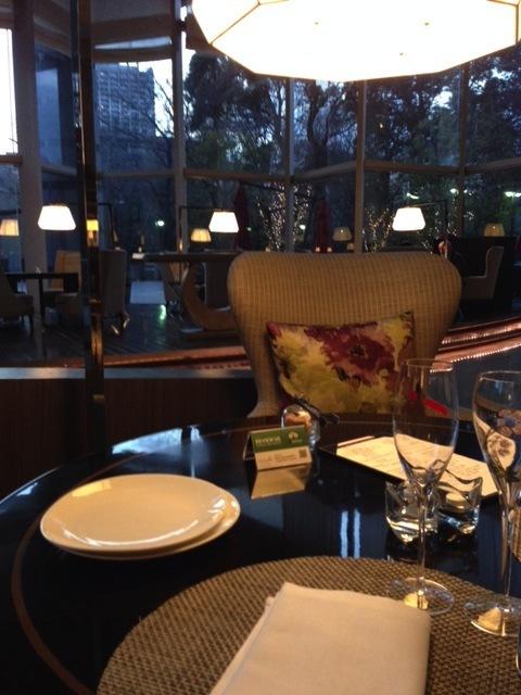 Hotel Marriott 品川のシャンペン フリーフロー