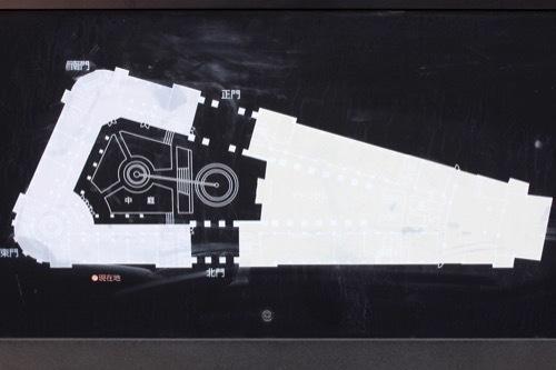 0224:神戸税関 1階平面図