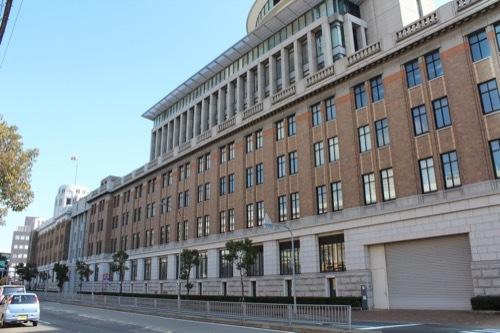 0224:神戸税関 北側外観①
