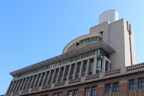 0224:神戸税関 北側外観②