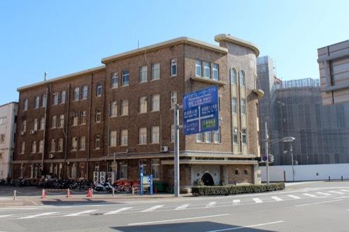 0226:新港貿易会館 神戸税関から