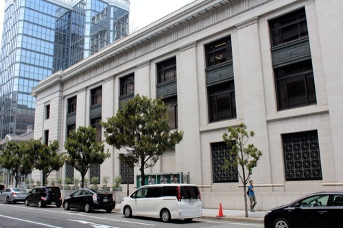 0228:神戸市立美術館 南側外観