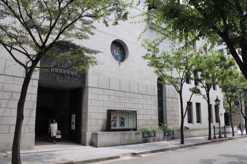 0228:神戸市立美術館 西側外観①
