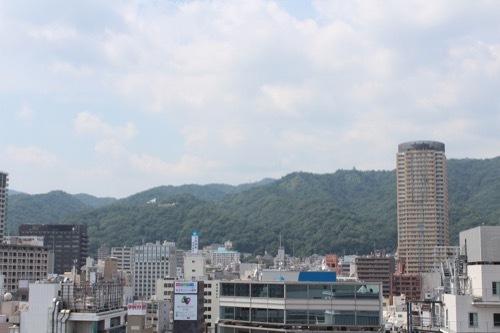 0230:大丸神戸店 屋上からの眺め②