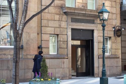 0231:旧居留地38番館 東側入口①