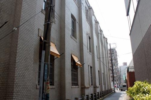 0236:神戸郵船ビル 北側外観②