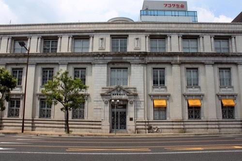 0236:神戸郵船ビル 海岸通側外観②