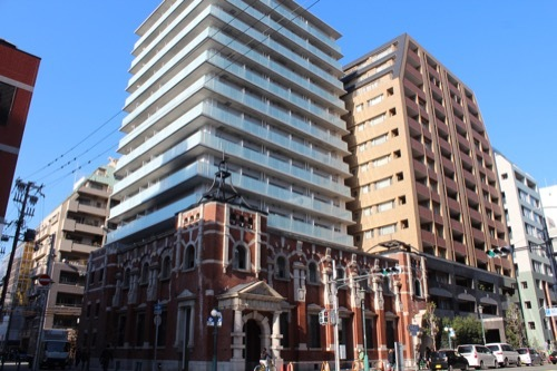 0238:旧第一銀行神戸支店 冬撮影①