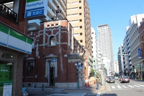 0238:旧第一銀行神戸支店 冬撮影③