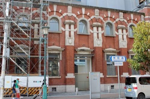 0238:旧第一銀行神戸支店 道路対向側より②