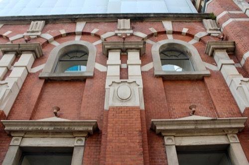 0238:旧第一銀行神戸支店 南側ファサード①