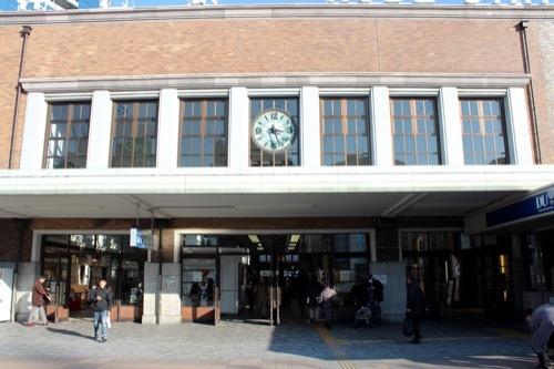0239:JR神戸駅舎 北出口の様子②