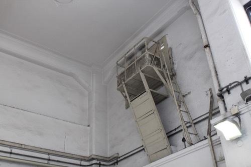 0240:JR兵庫駅舎 庇と西側空間④