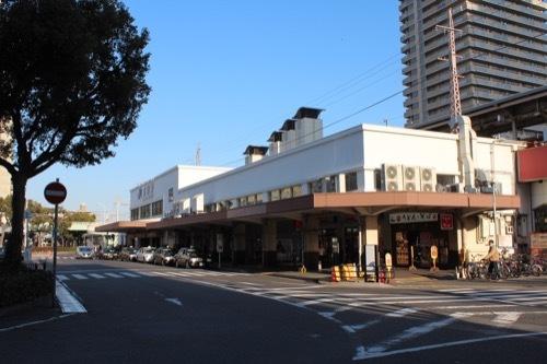 0240:JR兵庫駅舎 西側から①